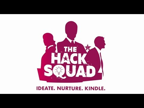 The Hack Squad | Teams in action