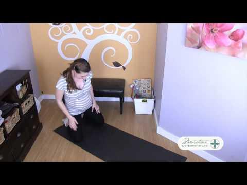 Pregnancy Rib Stretch