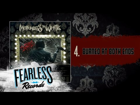 Motionless In White - Burned At Both Ends (Track 4)