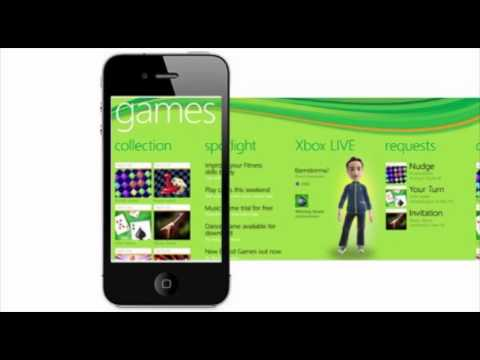 Play Xbox Live Games on your iPhone