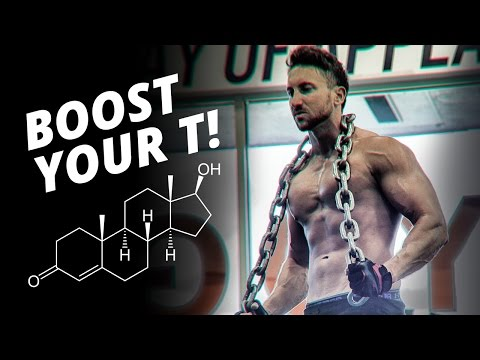 How To Naturally Increase Testosterone: 5 Weird Things I Do Daily