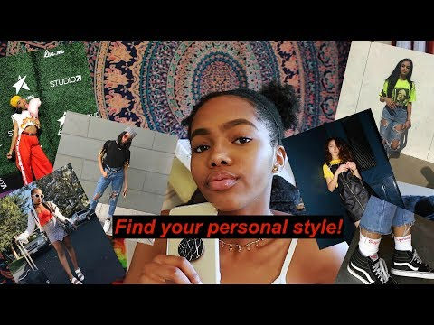 HOW TO FIND YOUR PERSONAL STYLE!!