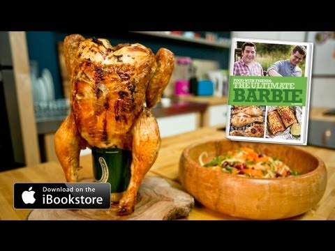Beer Can Chicken Recipe: The Ultimate Barbie