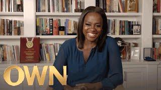"Viola Davis On ""Ma Rainey's"" Opening Scene: ""It Was Time Travel"" | OWN Spotlight | OWN"