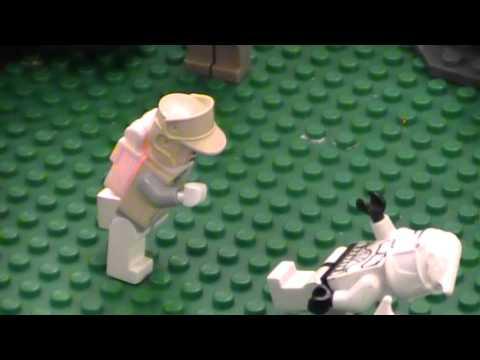 Andrew's Lego war Round 1