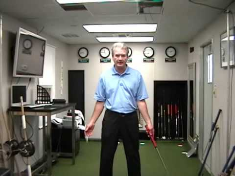 How to Grip Your Putter Correctly