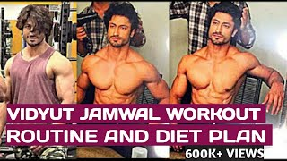 VIDYUT JAMWAL Talk About His Workout, Body, Stunt First Time Ever