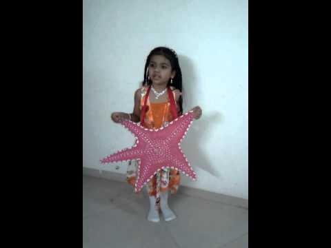 Parnavi's star fish speech