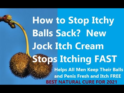 How do I get my balls to stop itching? Watch This Miracle