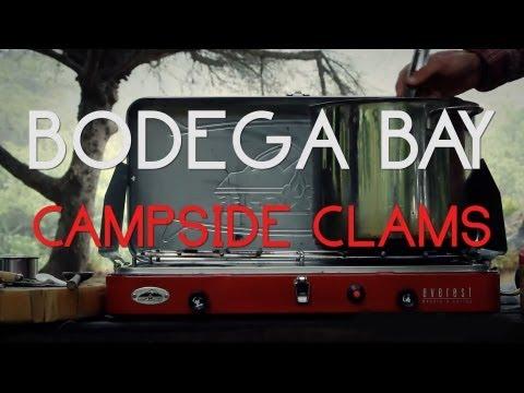 Bodega Bay Campside Clams   Original Fare   PBS Food