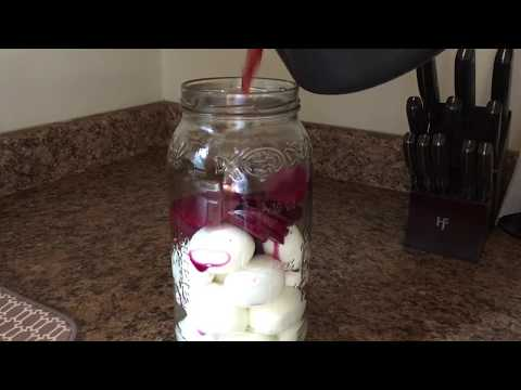 How To Make Pennsylvania Dutch Pickled Beets and Eggs