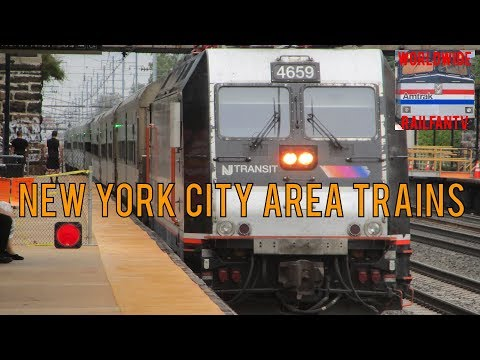 New York City Area Trains! | 200 Subscriber Special