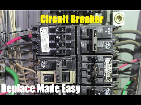 How To Change A Breaker Simple