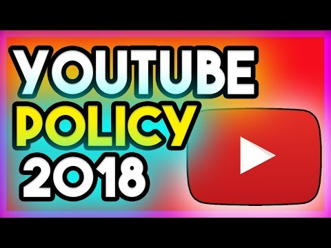 Youtube Monetization Policy Updated 2018 Must watch