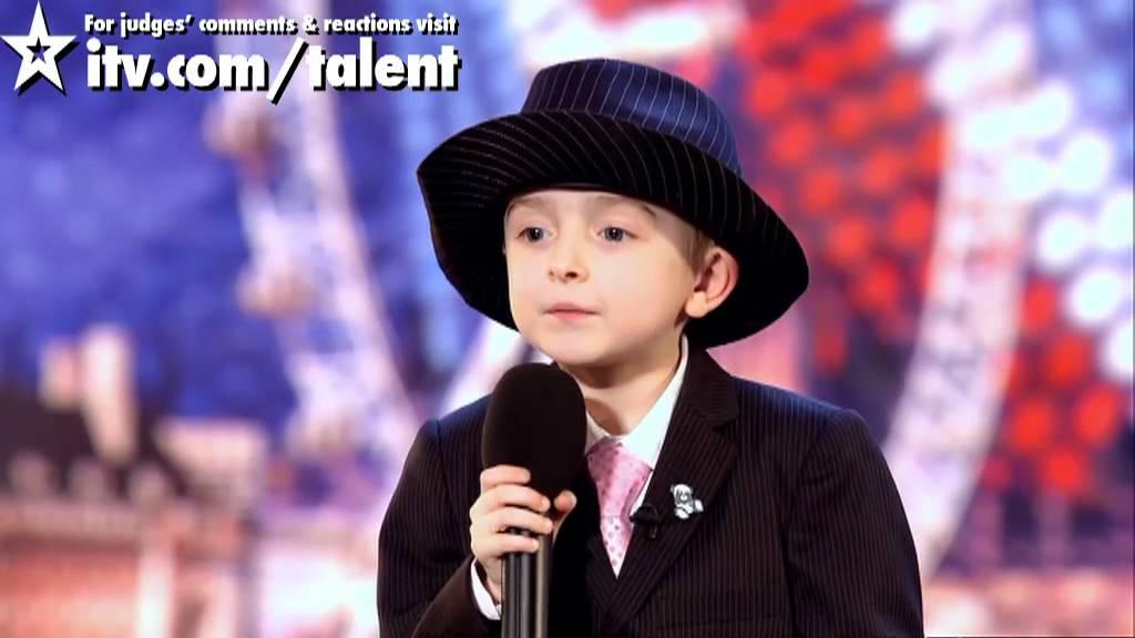 Robbie Firmin - Britain's Got Talent 2011 audition - itv.com/talent - UK Version