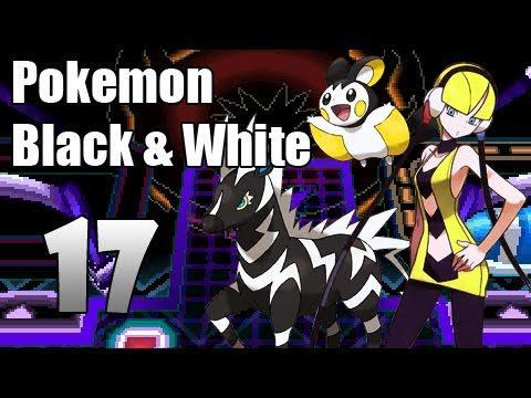 Pokémon Black & White - Episode 17 | Nimbasa City Gym!