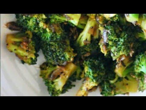Broccoli curry in Malayalam | Broccoli curry Indian style | Broccoli curry Kerala style