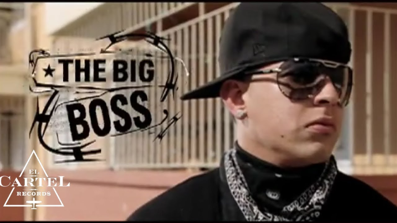 Somos de Calle - Daddy Yankee ( Video Oficial)