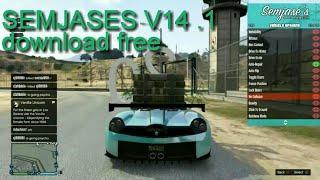 NEW MOD SPRX SEMJASES V13 5 GTA5 1 28 PS3+ DOWNLOAD !!!