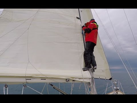 Day 1 - Sailing The Lisken