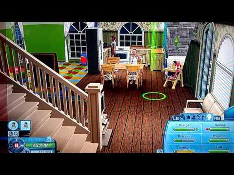 House Updates| Sims 3 Xbox360