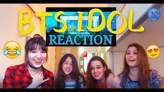 Réaction de MV BTS Videos - votube net