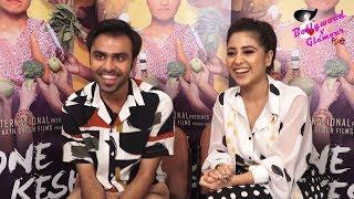 Exclusive Interview Of Shweta Tripathi & Jitendra Kumar For The Film 'Gone Kesh'