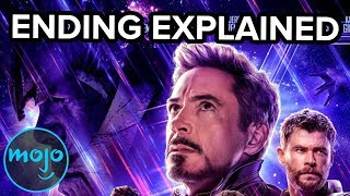 Download Avengers Endgame Ending Explained Video