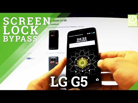 Hard Reset LG G5 - How to Remove Pattern Lock in LG G5