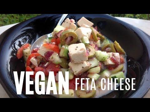 VEGAN Feta Cheese - 2 Ways // Plantbased, Oil-Free & Gluten-Free