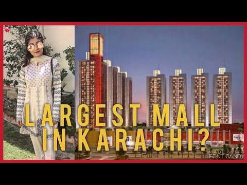 VISITING LUCKY ONE MALL in KARACHI for the first time! | Anushae Says