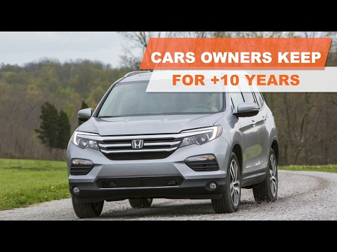 Cars Owners Keep for 10 Years or More