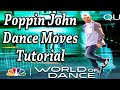 How to toe spin #TutorialTuesday | Advanced Popping/Animation dance move
