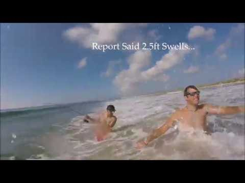 Padre Island National Seashore Surf Fishing