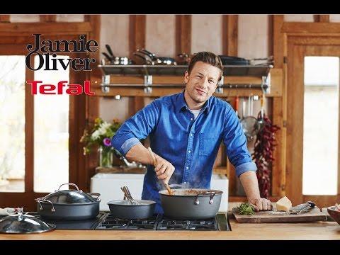 How to Make Vanilla Custard with Jamie Oliver