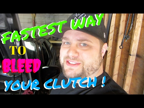 FASTEST WAY TO BLEED YOUR CLUTCH.  HSG EP. 5-14