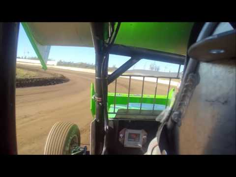 My First Time in a Sprint Car 9-10-16