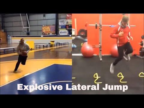 Basketball Skills - Using Agility Exercises To Develop Explosive Change Of Direction