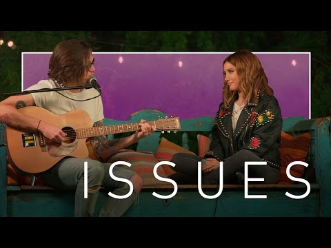 Issues by Julia Michaels | Music Sessions | Ashley Tisdale