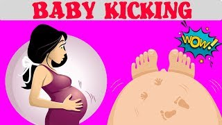 Baby Kicking – 7 Facts You Need To Know
