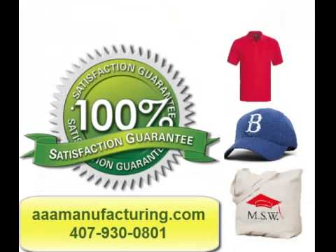 Custom Embroidered Polos, Hats and Bags