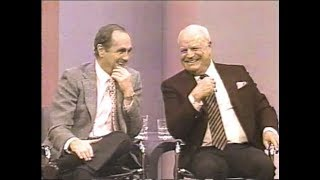 Bob Newhart & Don Rickles on Donahue, November  13, 1989