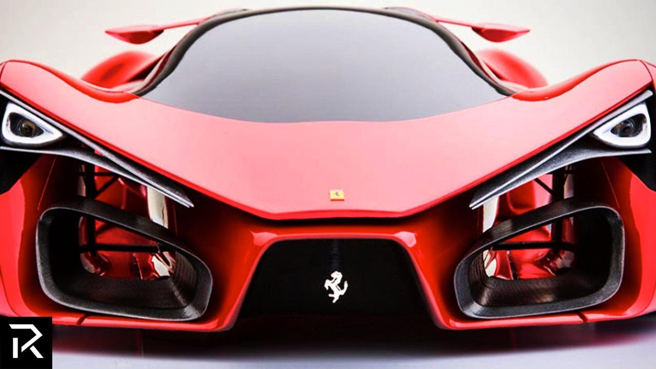 Ferrari Officially Unveils Fastest Hybrid Ever Made!