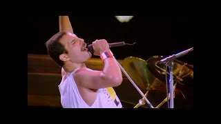 Queen - Hammer To Fall (Live in Budapest, 1986)