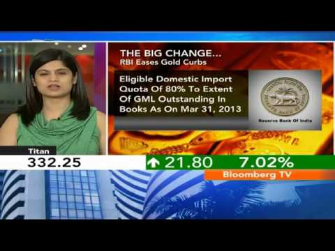 Market Pulse: RBI Eases Gold Import Norms