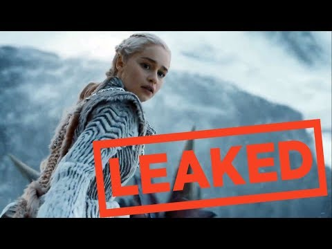 Game of Thrones: Season 7 Episode 6: Leaked! (HBO)