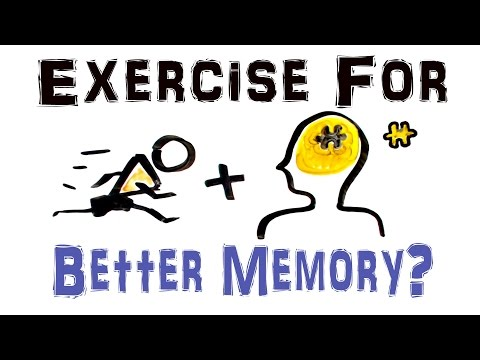 Improve Memory with Exercise? Can Exercise Make You Smarter?