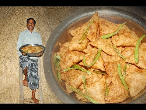 Samosa Recipe | How to Make Aloo Samosa