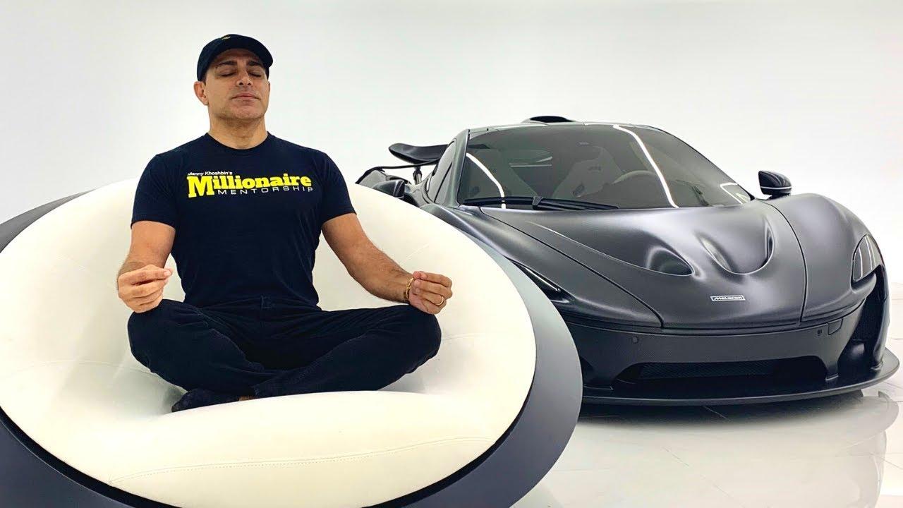 Manny Khoshbin's Million Dollar Daily Routine!