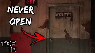 Top 10 Mysterious Locked Doors That Should Never Be Opened - Part 2